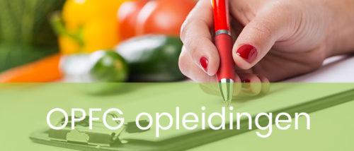 OPFG-opleidingen